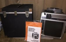 Telex Caramate 35MM Slide Projector 4000 + case and instructions Mic