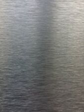 Panel de respaldo efecto de aluminio 130mm/170mm para su uso con luz solar