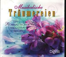 Musikalische Träumereien -  Romantische Melodien - Reader's Digest  5 CD Box