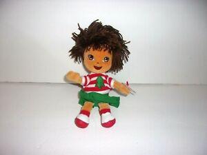 "Ty Beanie Babies Dora the Explorer Christmas Doll 7"" New"
