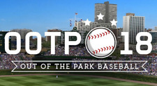 Out Of The Park Baseball 18 PC Steam code Clé Nouveau téléchargement Jeu Rapide region free