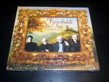 Gianni Coscia – Frescobaldi Per Noi CD digipak Giotto Music – LM 113