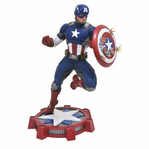 Captain America: Marvel NOW! - Captain America Marvel Gallery 22cm PVC Diorama