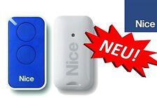 Nice INTI2B 433,92Mhz rolling code, ERA INTI2 Blue, TOP Quality Remote