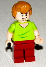 Lego New Shaggy Scooby-Doo Character Minifigure Figure