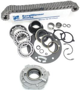 Dodge Transfer Case Rebuild Bearing Chain & Pump Kit NP271D / NP273D (BK485AD-1)