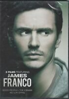 3 Films Featuring James Franco, (DVD), NEW and Sealed, WS, FREE Shipping!