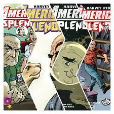 American Splendor #1-4 (Vol 2) Complete Mini Series DC Vertigo 2008