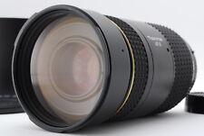 [C Normal] Tokna AT-X 80-400mm f/4.5-5.6 AF Lens for Pentax K From JAPAN Y4025