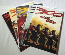 300, Frank Miller, Dark Horse, Issues 1-5, MINT