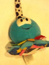 Lamaze bleu pieuvre Play And Grow Sensorielle Soft dentition Pram Cot Toy