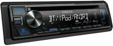KENWOOD KDC-BT350U Single-DIN In-Dash CD Receiver with Bluetooth and SiriusXM