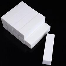 10PC Buffing Buffer Block Files Acrylic Pedicure Sanding Manicure Nail Art Tips