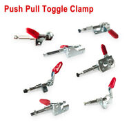 90Kg Holding Capacity Toggle Clamp GH-301-  Quick Horizontal Clamp Release Tools