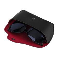 Durable PU Leather Glasses Case Sunglasses Eyeglasses Storage Holder Box Bag GN