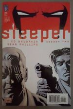 SLEEPER #5 (2004)1ST PRINT BAGGED & BOARDED WILDSTORM COMICS