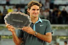 Euc Nike Federer Tennis Polo - Madrid 2009 Size S