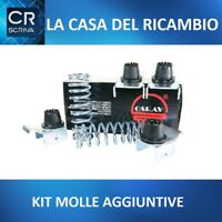 KIT MOLLE AGGIUNTIVE RINFORZO CARICO FIAT DOBLO Natural Power dal 2002
