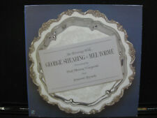 An Evening With George Shearing And Mel Tormé, AUTOGRAPHED COPY