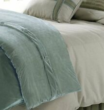 HiEnd Accents Arlington Duvet Cover, King, New, Free Shipping