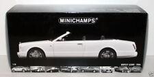 MINICHAMPS 1/18 - 100 139502 BENTLEY AZURE 2006 - WHITE