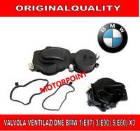 FILTRO RECUPERO VAPORI OLIO AL TURBO CARTER BMW 3 E90 5 E60 E91 320D 11127799224