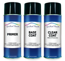 For Isuzu 885 Gala Peacock Mica Aerosol Paint Primer & Clear Compatible