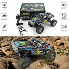 Wltoys 1/10 2.4GHz 4WD Waterproof Racing RC Toy Car Off-Road Electric Crawler