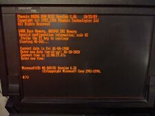 GRiD GridCase 1520 laptop - intel 286 - 1mb ram - floppy - original hdd