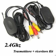 Kit wireless  wifi Senza fili retrocamera parcheggio Universale Rear view camera