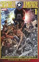 SECRET EMPIRE #1 (OF 9) Mark Brooks PREMIUM VARIANT Captain America Marvel
