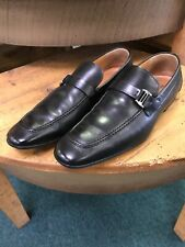 "Magnanni ""Lino"" Black Loafer Size 11 Medium"