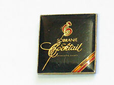 Sobranie Cocktail  Cigarette Pin