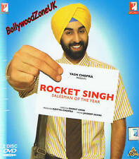 ROCKET SINGH - NEW UK SPEC 2 DISC BOLLYWOOD DVD