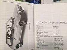 FIAT STRADA RITMO 1300 1500 CL CLX Manual De Reparación Workshop ETUDE Technique