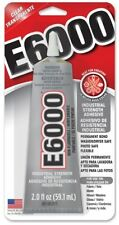 Eclectic Products 237032 2 oz. E-6000 Craft Adhesive Tube, Clear