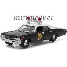 GREENLIGHT 42760 A 1967 CHEVROLET BISCAYNE FERGO NORTH DAKOTA 1/64 POLICE CAR