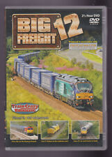 Big Freight 12 (DVD) Train Crazy DVD ~ VideoScene ~ Railway DVD ~ Freightmaster