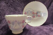 Crown Trent Cup & Saucer Prince Princess of Wales Birth of 1st Child 1982