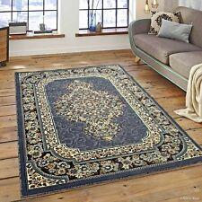 Rugs Area Rugs Carpets 8x10 Rug Oriental Large Floor Living Room Gray 5X7 Rugs ~