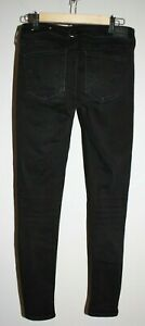 American Eagle Womens Jegging Super Super Stretch Black Jeans Size 6 Long Nice
