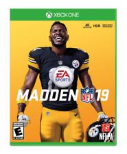 Madden NFL 19 (Microsoft Xbox One, 2018) *Brand New