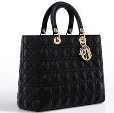 Offer!Christian Dior CD large tote bag shoulder bag