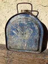 ANTIQUE 1920 BOYCO METAL FORD MODEL T RUNNING BOARD GAS / WATER / OIL CAN BOTTLE
