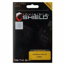 NEW Zagg invisibleSHIELD Screen Protector for Motorola Atrix HD