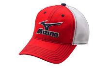 Mizuno Mesh Trucker Baseball Hat 370211 Charcoal gold 1849688a1b4