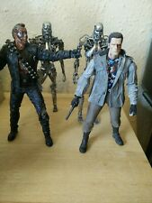 Neca Mcfarlane Terminator Bundle Figures rare collectible tech noir endo