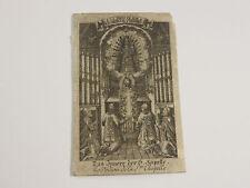 Wallfahrt Gnadenbild SSS Deus in Aula Gloriosae Virginis Das Innere der Kapelle
