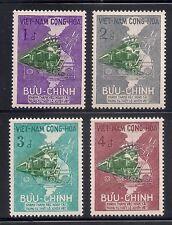 Vietnam-S.  1959  Sc #116-19  VLH  (1-026-5)