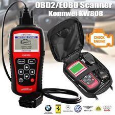 TESTER OBD2 II SCANNER KONNWEI KW808 LETTORE CODICE DIAGNOSTICA CENTRALINA AUTO